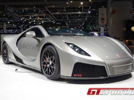 Geneva 2012 GTA Spano