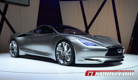 Geneva 2012 Infiniti EMERG-E Electric Concept