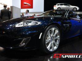 Geneva 2012 Jaguar XKR Special Edition