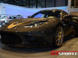 Geneva 2012 Lotus Evora GTE Carbon Edition