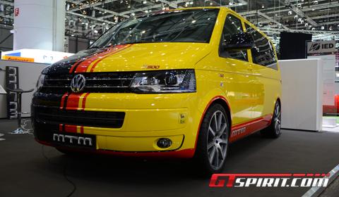 Geneva 2012 MTM T 500 25 TFSI 4motion
