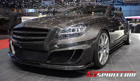 Geneva 2012 Mansory Mercedes-Benz CLS