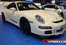 Geneva 2012 Novidem Porsche 911 GT3 Compressor