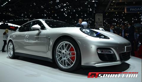 Geneva 2012 Porsche Panamera GTS