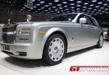 Geneva 2012 Rolls-Royce Phantom Series II Facelift