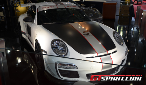 Geneva 2012 Sportec 997 GT3 RS 4.0 SP 525