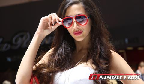 Geneva Motor Show 2012 Girls Part 3