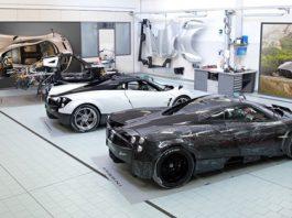Pagani To Ramp Up Huayra Production