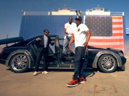 Jay-Z and Kanye West Maybach 57
