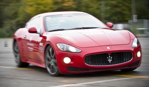 New Master Maserati Driving Courses 2012 01