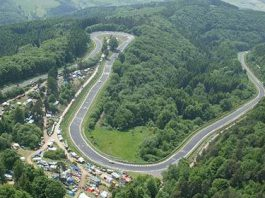 Nurburgring Aerial