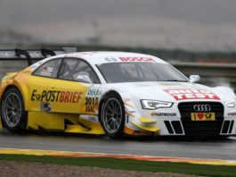 Official 2012 Audi A5 DTM in Final Outfits