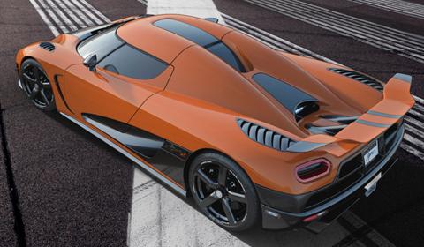 Official 2013 Koenigsegg Agera R Second Generation