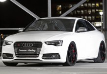 Official Audi S5 Facelift by Senner Tuning