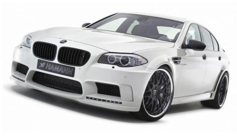 Official Hamann BMW M5 F10M