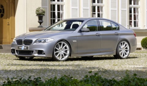 Official: Hartge Engine Conversion for BMW F10 5-Series