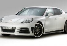Official Porsche Panamera by JE Design