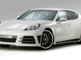 Official Porsche Panamera by JE Design