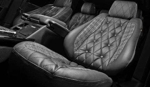 Official Range Rover Harris Tweed Edition by A.Kahn Design