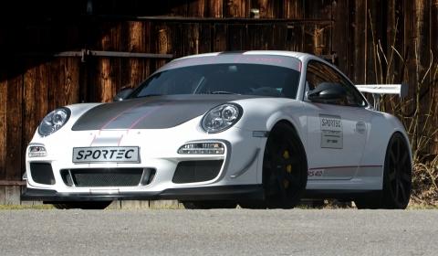 Official Sportec 997 GT3 RS 4.0 SP 525