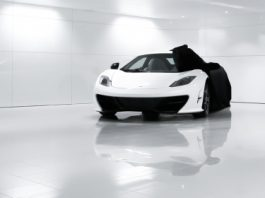 Photo Of The Day McLaren MP4-12C High Sport at McLaren Production Center