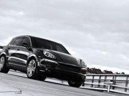 Porsche Cayenne by Khan Design