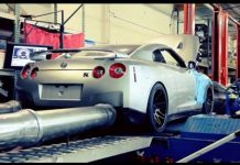 SP Engineering Nissan GTR 1000R