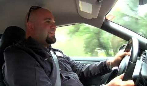 Video Matt Farah Drives Switzer Performance E900 GTR