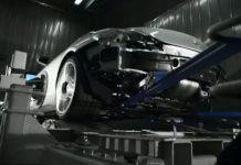 Video Mercedes-Benz SLS AMG with Akrapovic Evolution Titanium Exhaust System