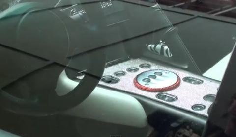 Video Pimped Lamborghini Murcielago in London