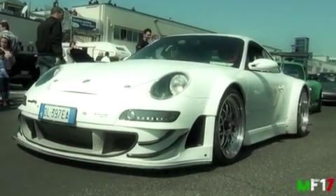Video Special Edition Porsche 911 GT3 RSR 4.0
