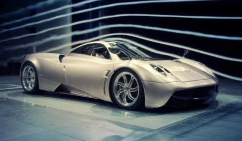 Video The Pagani Huayra Story A Documentary