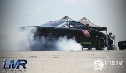 Video World's Fastest Camaro Hits 253.1 mph at Texas Mile