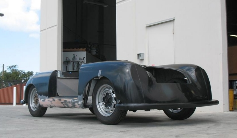 Vintage Replicar Builds Porsche Type356-01 Replica