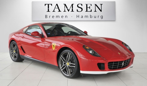 For Sale Ferrari 599 GTB HGTE 60F1 Edition