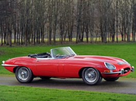 For Sale Sir Elton John's 1965 Jaguar E-Type