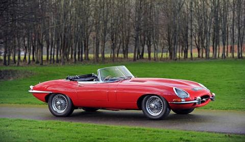 For Sale Sir Elton John's 1965 Jaguar E-Type