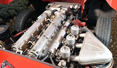 For Sale Sir Elton John's 1965 Jaguar E-Type 02