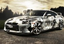 Novidem Nissan GT-R