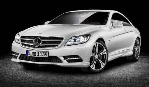 Official 2012 Mercedes CL-Class Grand Edition
