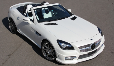 Official Mercedes-Benz SLK by Carlsson