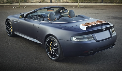 Official Q by Aston Martin