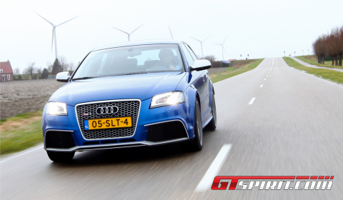 Road Test 2012 Audi RS3 Sportback 03