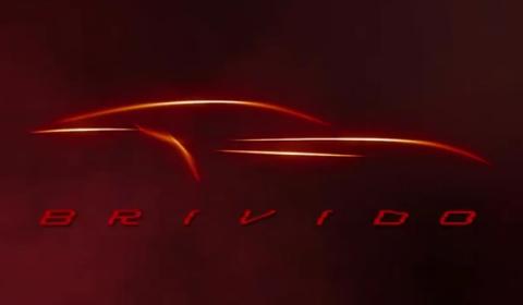 Teaser Video Italdesign-Giugiaro Brivido Concept for Geneva 2012
