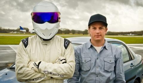 Top Gear The Stig Kimi Raikkonen
