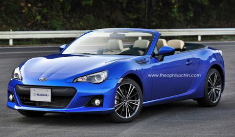 Toyota GT-86 Convertible