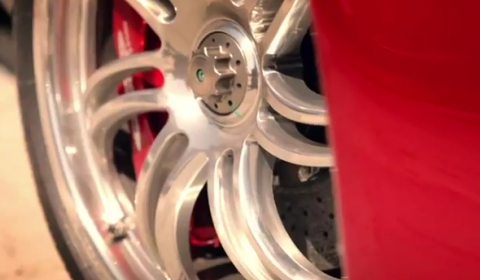 Video The Pagani Huayra Story - Wheels