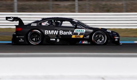 Akrapovic and BMW Partnership in DTM Season 2012