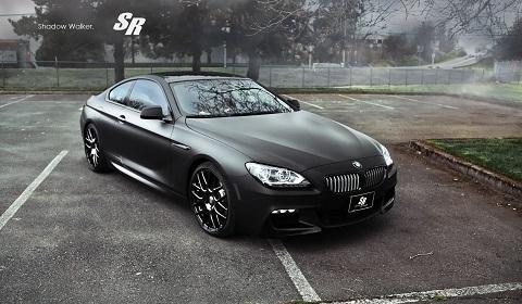 BMW 650i Shadow Walker by SR Auto Group