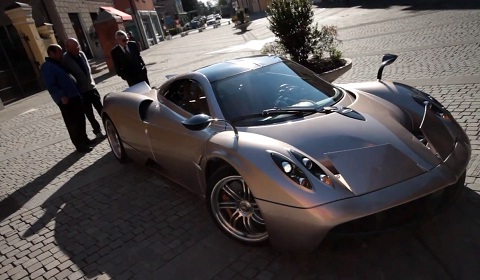 Behind the Scenes at Pagani